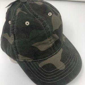 Adjustable Baseball Cap for Women Fatigue Camo